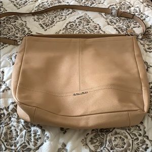 Coach Parker Leather Hobo Xbody bag XL
